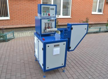 Induction hardening machine IHU-100-8,0