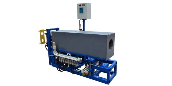 Industrial induction heaters
